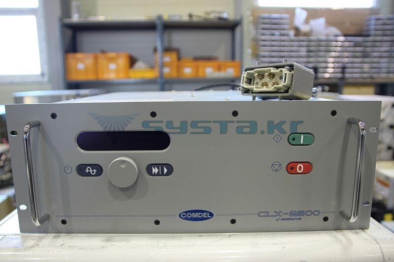 Comdel Clx-2500 Rf Generator, 27-255494-00, Fp1339r2