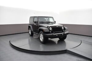 2018 Jeep Wrangler JK SPORT 4X4 LIKE NEW ONLY 8700kms!