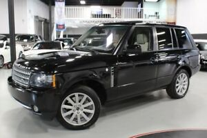 2012 Land Rover Range Rover Full Sized Supercharged
