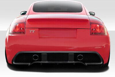 00-06 Audi TT Regulator Duraflex Rear Body Kit Bumper!!! 114183