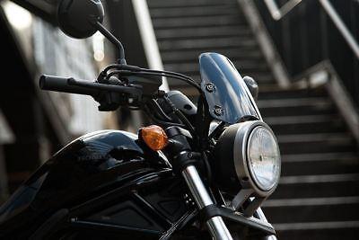 Honda CMX500 Rebel -  Dart Piranha Flyscreen Windscreen