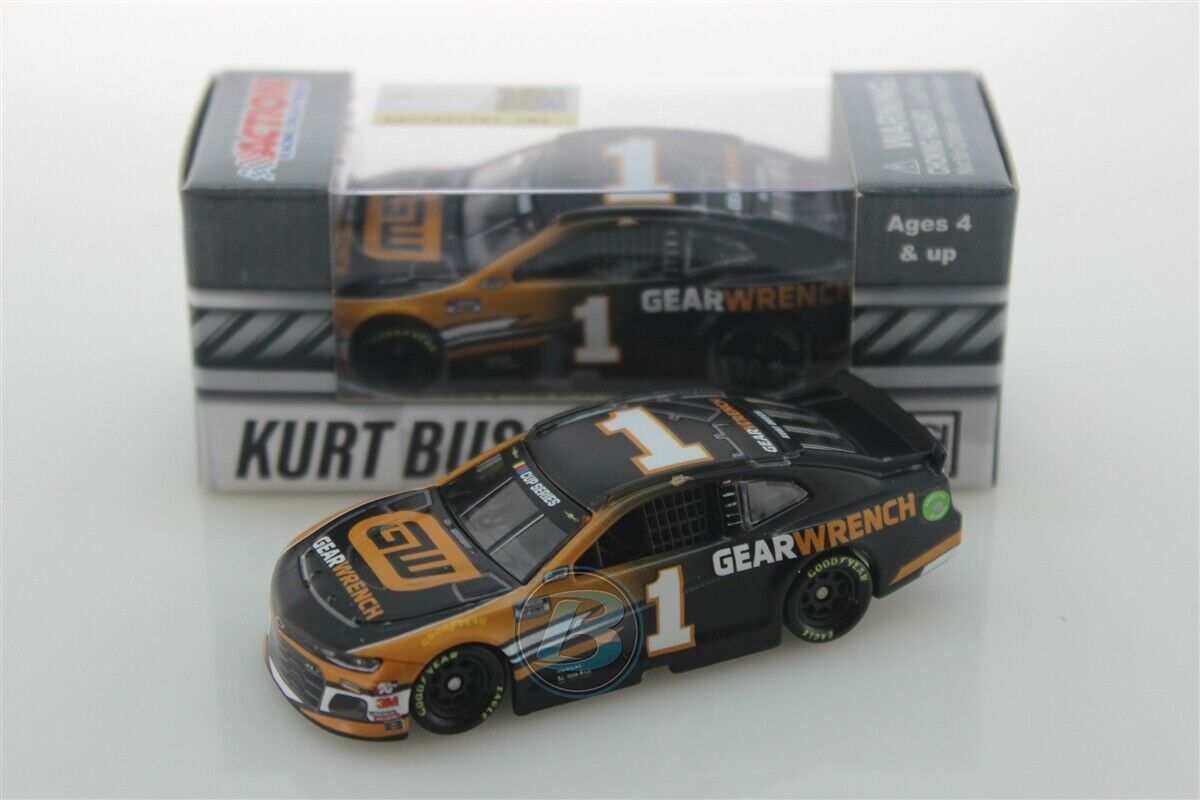 2020 KURT BUSCH #1 Gearwrech 1:64 Action In Stock Free Shipping