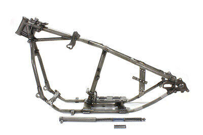 Replica Wishbone Frame Kit, authentic reproduction 1948 Big Twin with seat post