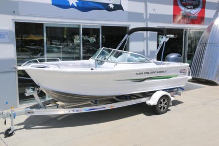 Wanted To Buy Quintrex Cruiseabout / Freedom Sport 510,530,560