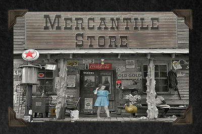 Cop-and-Teacher Mercantile