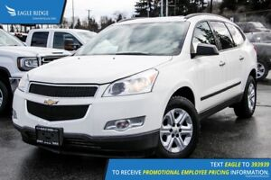2011 Chevrolet Traverse 1LS AM/FM Radio and Air Conditioning