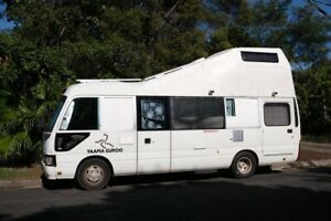 Coaster conversion for sale Motorhome camper van tiny home Mullumbimby Byron Area Preview