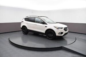 2018 Ford Escape TITANIUM ECOBOOST 4x4 SUV, NAVIGATION, LEATHER,