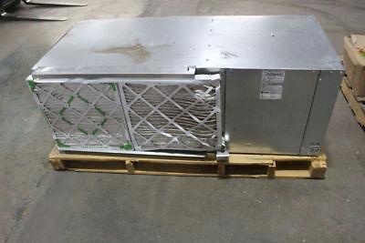 Trane Vsh 033 Mtuh 460v 3 Ph Horizontal Waer Source Heat Pump