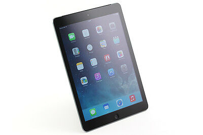 Geniune Apple iPad 5th Generation Air 32GB WiFi Black *VGWC!* + Warranty!