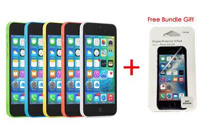 Apple iPhone 5C 8GB 16GB 32GB - GSM Unlocked - AT&T - T-Mobile - Cricket - Metro