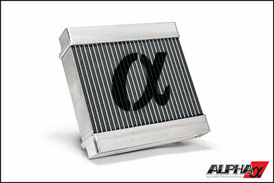 AMS Alpha Auxiliary Heat Exchanger For 2014-2019 Mercedes-Benz M157 S (Best Cold Air Intake System)
