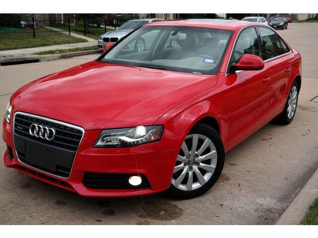 Imagen 1 de Audi A4  red