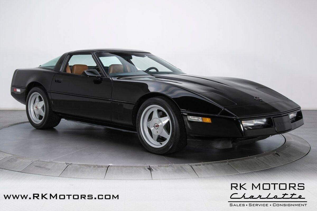 1988 Black Chevrolet Corvette Callaway  | C4 Corvette Photo 7