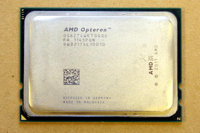 [READ] AMD 2.2GHz 16-Core Opteron 6274 OS6274WKTGGGU Socket G34 Interlagos CPU