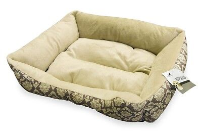 Modern Pet Bed for Cat Small to Medium Breed Dog Puppy Soft Warm Nest Pad Cuddle