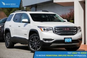 2018 GMC Acadia SLE-2 Backup Camera, Heated/Power Seats