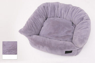 Gravity-Free Dog Seating Cushion Dog Sitting Mat Size:M (Under 10kg) Dog Bed