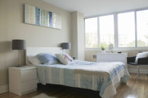 15 Mins from Downtown Montreal! 1 Bed   Balcony, OnSite Laundry