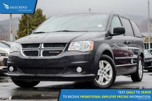 2016 Dodge Grand Caravan Crew FWD, cargo space