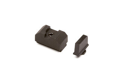 - ZEV Technologies Glock Sight Set - .300 Black Front & Co-Witness Rear Sights