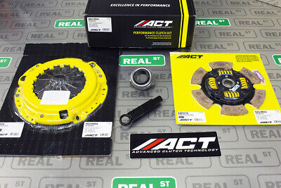 ACT HD Sprung 6 Puck Clutch Kit 92-01 Prelude H22 H23 Accord F22B F23A HA3-HDG6 for sale  Shipping to Canada