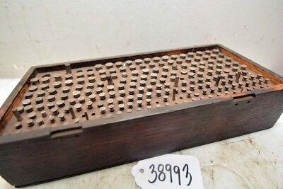 Pin Gauge Set Inv.38993