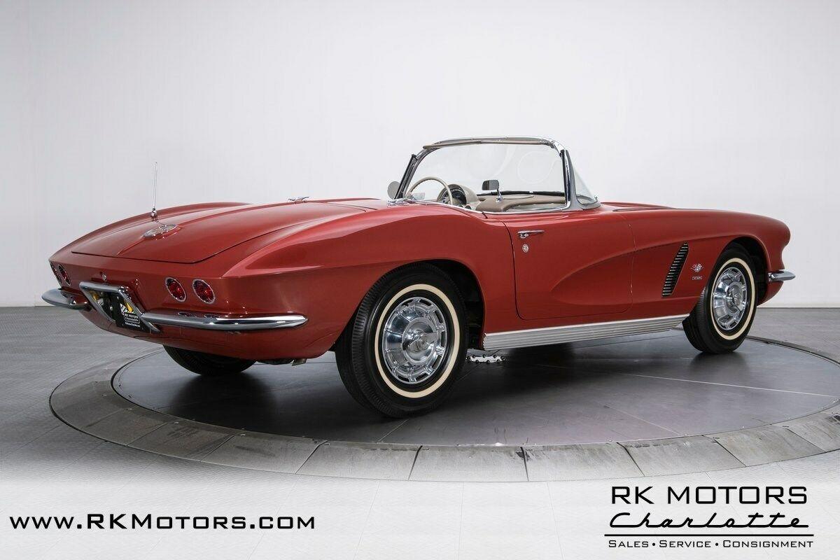 1962 Honduras Maroon Chevrolet Corvette   | C1 Corvette Photo 2