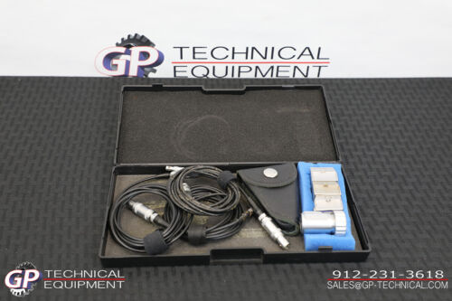 Tru-Sonic Ultrasonic NDT Probe Kit - UT PAUT Inspections Olympus Panametrics