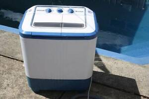 COMPANION TWIN TUB WASHING MACHINE CARAVAN CAMPING AUTOMATIC Grafton Clarence Valley Preview
