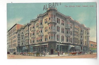 The Albany Hotel, Denver, Colorado