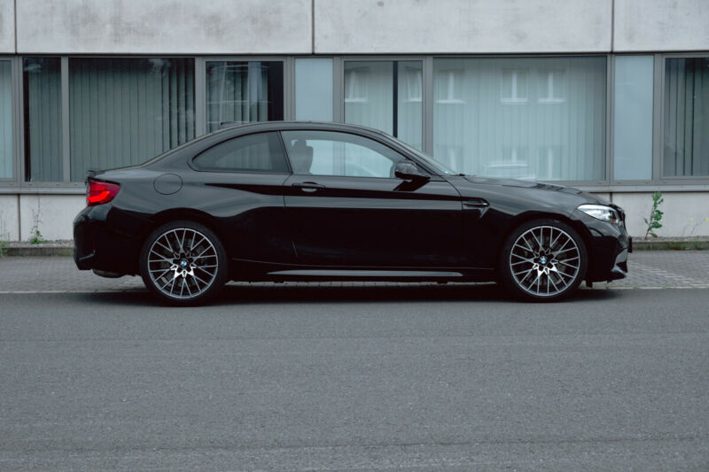BMW M2 Competition/M Drivers Package/wenig KM!