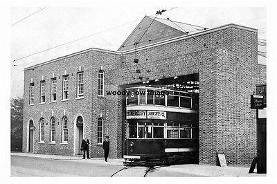 pt3436 - Headingley New Tram Depot Otley Road , Leeds , Yorkshire - photo 6x4