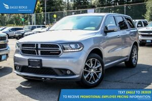 2017 Dodge Durango GT 4WD, Leather, DVD, Backup Camera