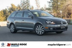 2012 Volkswagen Golf - DIESEL, LEATHER, SUNROOF,