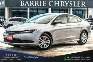 2016 Chrysler Chrysler 200 Limted**HEATED SEATS***BACK UP CAMERA
