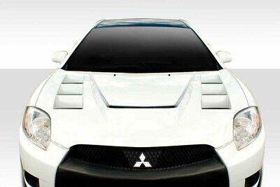 For 2006-2012 Mitsubishi Eclipse Duraflex Magneto Hood 114573 Eclipse Fiberglass Hood
