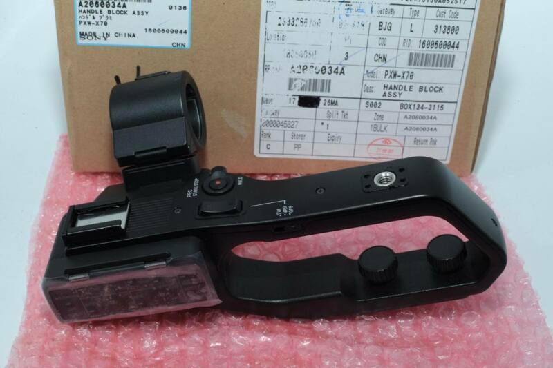 NEW SONY PXW-X70 XDCAM Camcorder Handle Section Handle Block Assy