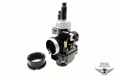 19mm Black Racing Vergaser Yamaha Aerox MBK Nitro Aprilia SR 50 NEU * online kaufen