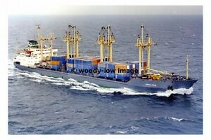 rp4657 - Palm Line Cargo Ship - Apapa Palm - photo 6x4