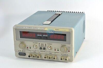 Tektronix Ps283 Dc Power Supply - Missing Knobs