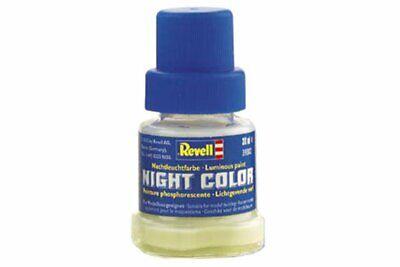 REVELL 39802 Aqua Color Peinture Luminescente Night Color Luminous 30ml