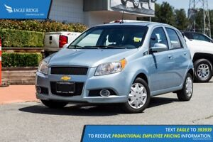 2011 Chevrolet Aveo Cruise Control, Steering Wheel Mounted Au...