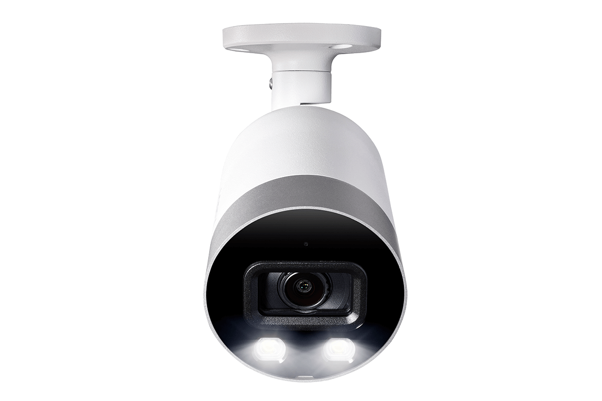 LOREX E891AB - 4K Ultra HD Active Deterrence Security Camera