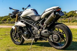 2011 Speed Triple 1050cc Dee Why Manly Area Preview