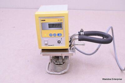 Lauda E100 Heated Circulating Water Bath Immersion Heater
