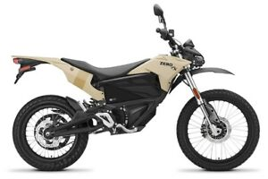 2019 Zero Motorcycles Zero FX ZF 7.2
