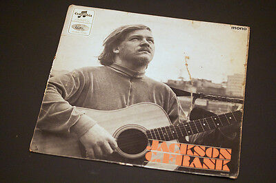 RARE Jackson C. Frank Record LP 1965 UK 33SX 1788