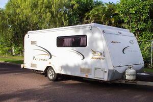 2008 Jayco Expanda Caravan (16.49-1) - REDUCED Gray Palmerston Area Preview