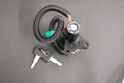 NEW Suzuki RG125 1985 - 1992 Ignition Switch & 2 Keys - Lock